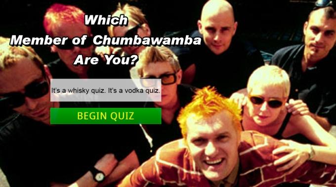zimbio chumbawamba